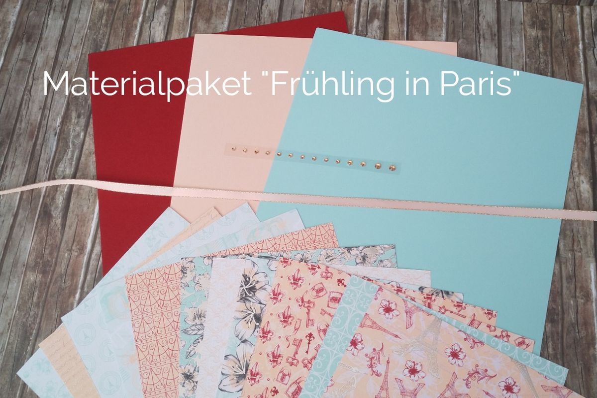 Materialpaketfrühlinginparis